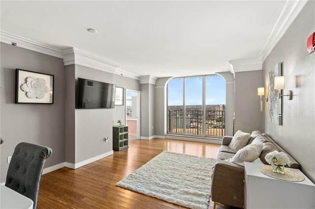 1 West Exchange Street #2402, Providence, RI 02903 (MLS #1246394) :: Onshore Realtors