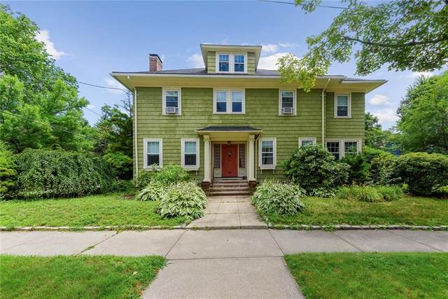 69 Brenton Avenue, East Side of Providence, RI 02906 (MLS #1246489) :: The Seyboth Team