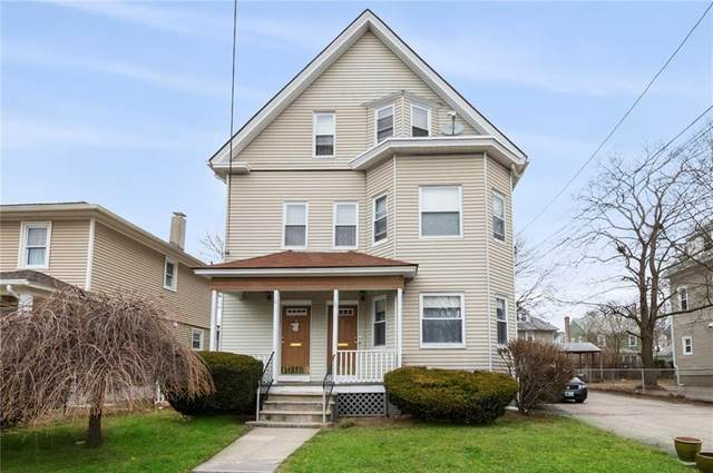 39 Waterman Avenue #1, Cranston, RI 02910 (MLS #1246695) :: The Mercurio Group Real Estate