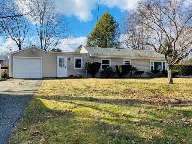 57 Middle Highway, Barrington, RI 02806 (MLS #1246724) :: Spectrum Real Estate Consultants