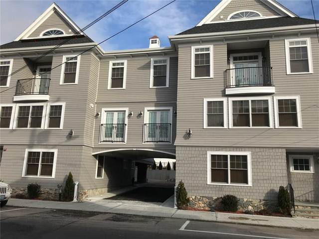 636 Thames Street #5, Newport, RI 02840 (MLS #1246730) :: The Seyboth Team
