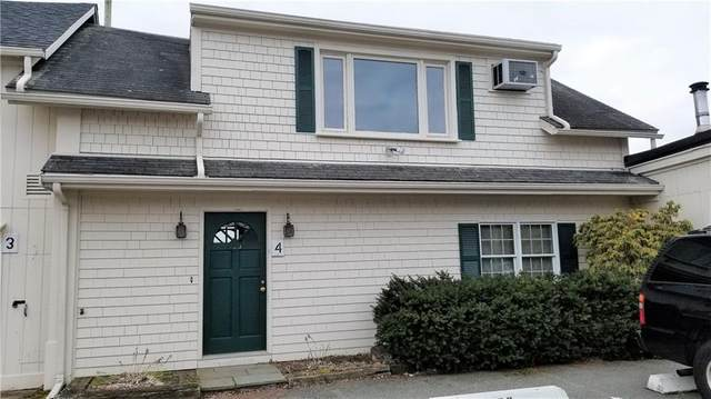 19 Weaver Avenue #4, Newport, RI 02840 (MLS #1246732) :: The Mercurio Group Real Estate