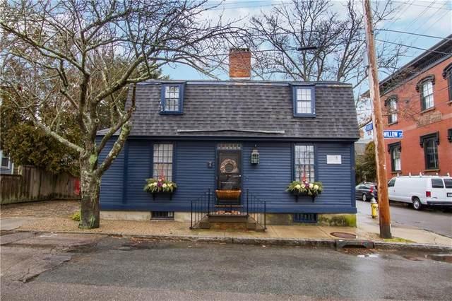 15 Willow Street, Newport, RI 02840 (MLS #1246874) :: The Seyboth Team