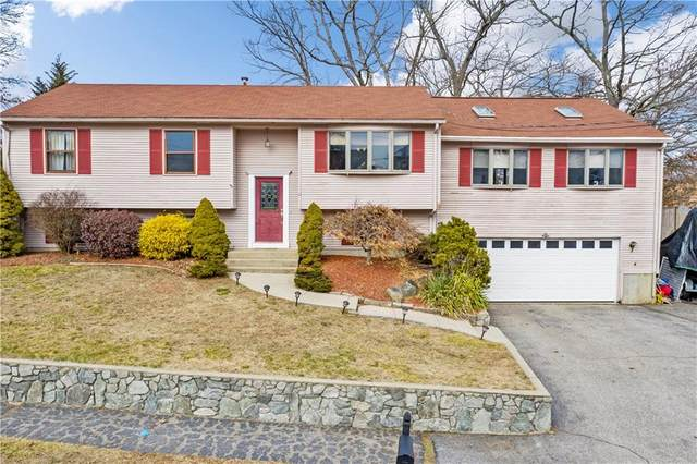 11 Candle Drive, Cranston, RI 02920 (MLS #1246902) :: Spectrum Real Estate Consultants