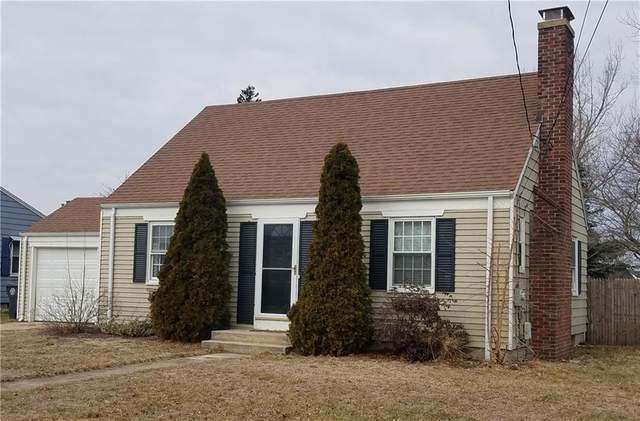 72 Belmont Road, Cranston, RI 02910 (MLS #1246904) :: The Mercurio Group Real Estate