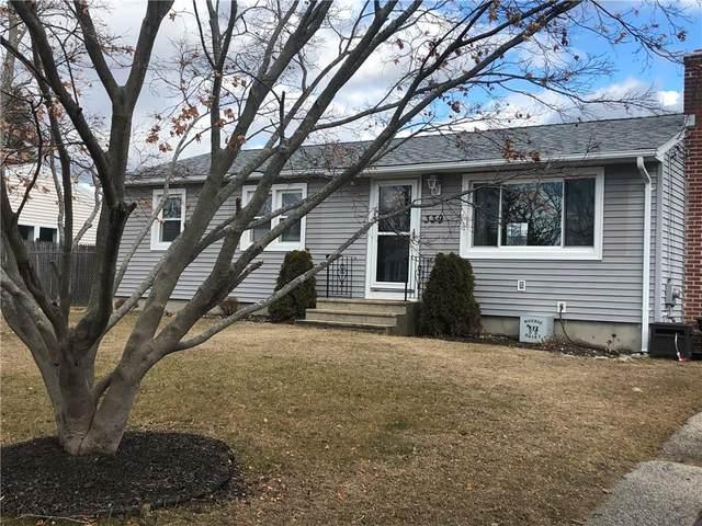 339 Cove Avenue, Warwick, RI 02889 (MLS #1247080) :: The Martone Group