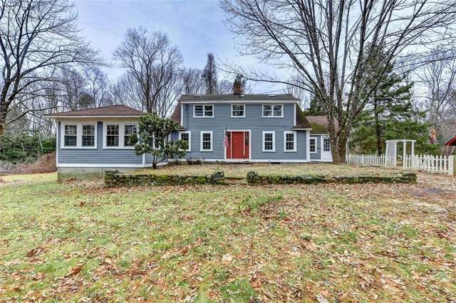 253 Chopmist Hill Road, Glocester, RI 02814 (MLS #1247087) :: The Martone Group