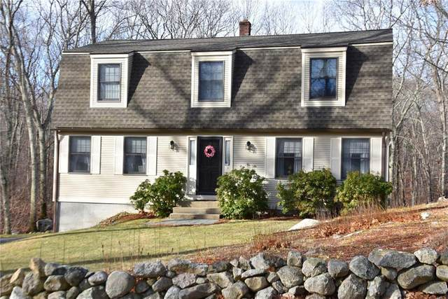 65 Trout Brook Lane, Scituate, RI 02831 (MLS #1247137) :: The Martone Group