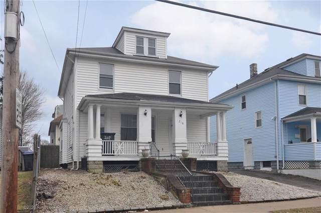 218 Vermont Avenue, Providence, RI 02905 (MLS #1247145) :: The Martone Group