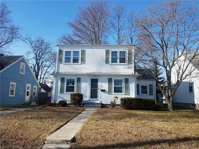 221 Mount Vernon Boulevard, Pawtucket, RI 02861 (MLS #1247165) :: The Seyboth Team