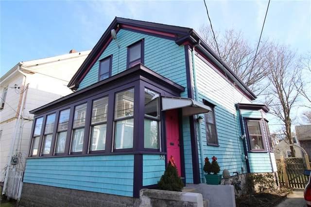 55 Warner Street, Newport, RI 02840 (MLS #1247226) :: Spectrum Real Estate Consultants