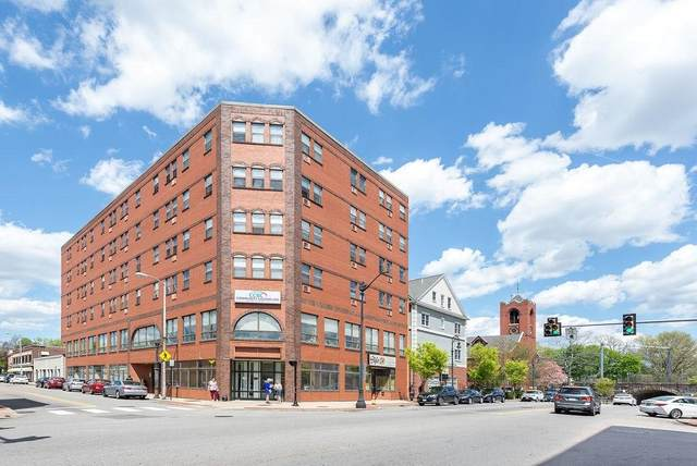 24 Park Street 203 & 204, Attleboro, MA 02703 (MLS #1247243) :: The Seyboth Team