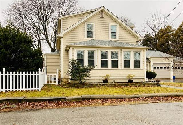73 Becker Avenue, East Providence, RI 02915 (MLS #1247313) :: The Seyboth Team