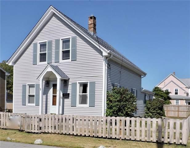17 Oak Avenue, East Providence, RI 02915 (MLS #1247327) :: Onshore Realtors