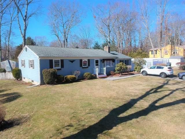 291 Lafayette Road, North Kingstown, RI 02852 (MLS #1247389) :: Spectrum Real Estate Consultants