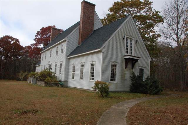 244 Klondike Road, Charlestown, RI 02813 (MLS #1247494) :: Spectrum Real Estate Consultants