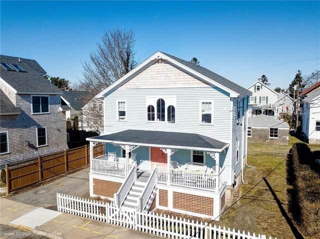 24 Connection Street, Newport, RI 02840 (MLS #1247500) :: Spectrum Real Estate Consultants
