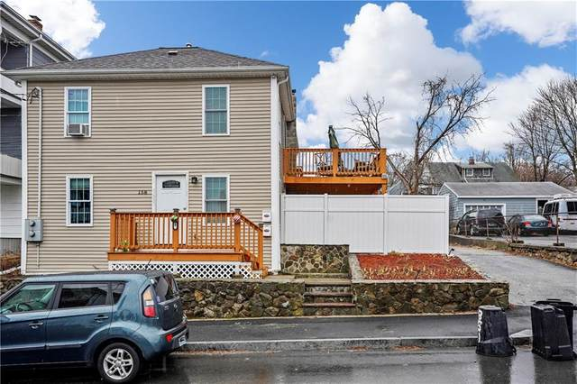 158 Central Street, Lincoln, RI 02838 (MLS #1247616) :: The Martone Group