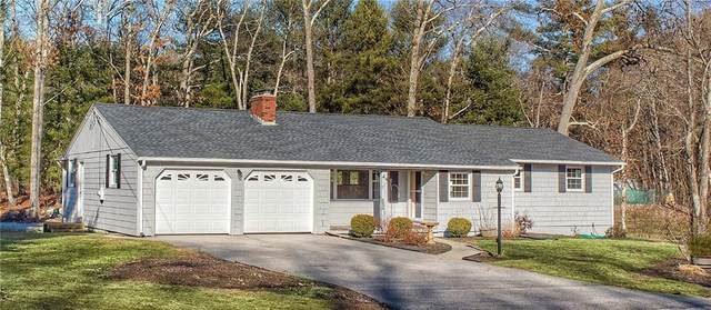 44 Orchard Drive, Scituate, RI 02831 (MLS #1247628) :: The Martone Group