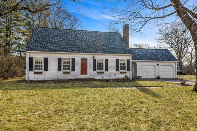 40 Old Meadow Lane, Cumberland, RI 02864 (MLS #1247630) :: The Martone Group