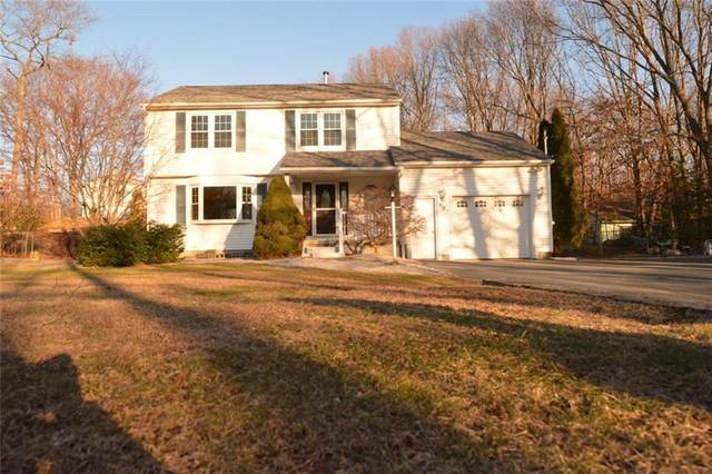 357 Station Street, Coventry, RI 02816 (MLS #1247631) :: The Martone Group