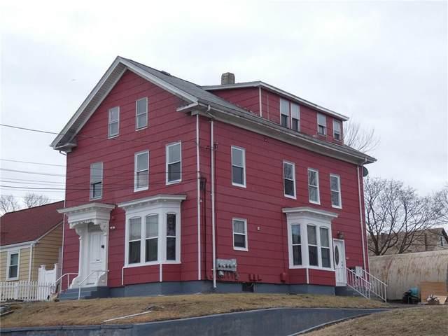 656 Lonsdale Avenue, Central Falls, RI 02863 (MLS #1247647) :: The Martone Group