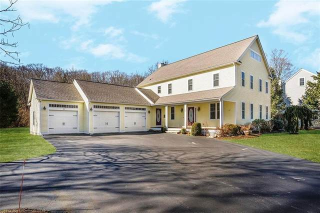 82 Hillside Road, Cumberland, RI 02864 (MLS #1247649) :: The Martone Group
