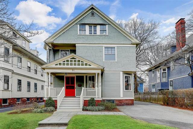 91 Keene Street, East Side of Providence, RI 02906 (MLS #1247691) :: The Martone Group