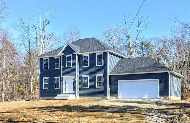 000 Carriage Hill Road, Scituate, RI 02857 (MLS #1247698) :: The Martone Group