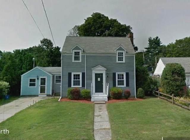 174 Puritan Drive, Warwick, RI 02888 (MLS #1247719) :: The Martone Group