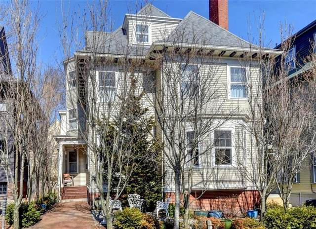 8 Barnes Street, East Side of Providence, RI 02906 (MLS #1247723) :: The Martone Group