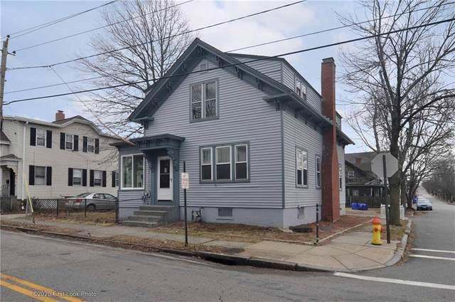 33 Potter Street, East Providence, RI 02914 (MLS #1247739) :: The Seyboth Team