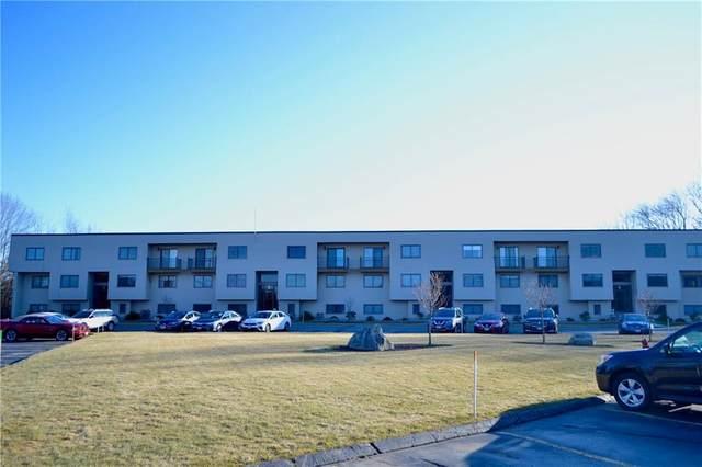 196 Old River Road 2E, Lincoln, RI 02865 (MLS #1247753) :: Bolano Home