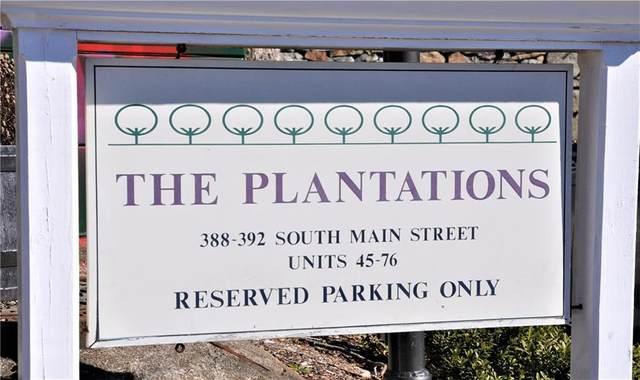 388 South Main Street #45, Providence, RI 02903 (MLS #1247810) :: The Martone Group