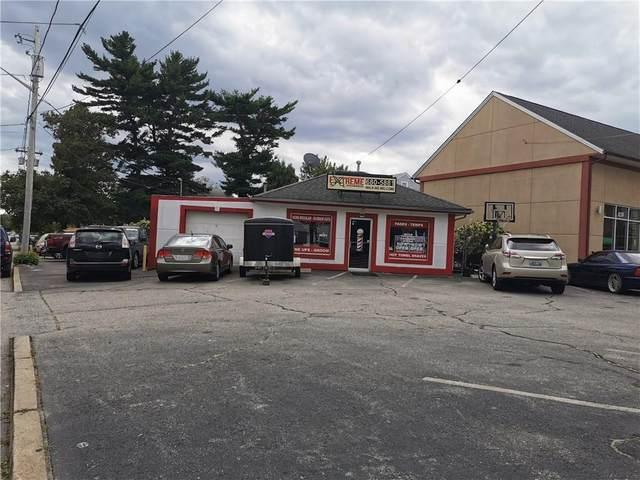 808 Park Avenue, Cranston, RI 02920 (MLS #1247831) :: The Mercurio Group Real Estate