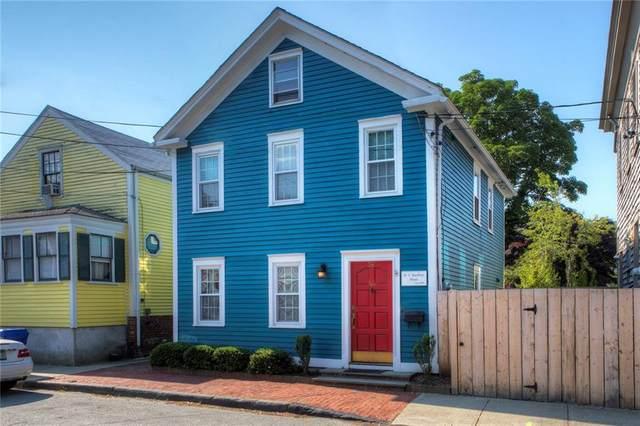 36 Poplar Street, Newport, RI 02840 (MLS #1247871) :: RE/MAX Town & Country