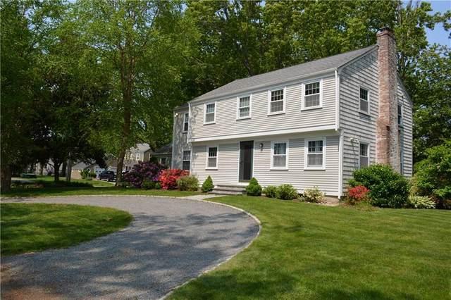 21 Tiffany Circle, Barrington, RI 02809 (MLS #1247904) :: Spectrum Real Estate Consultants