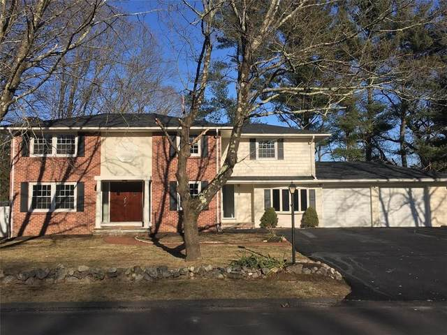 248 Red Chimney Drive, Warwick, RI 02886 (MLS #1247909) :: RE/MAX Town & Country