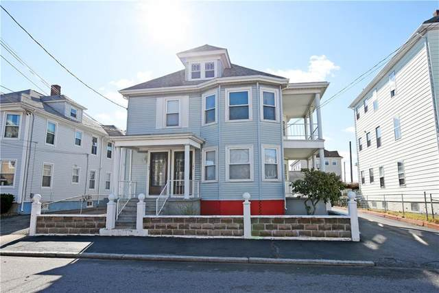 143 Coyle Avenue, Pawtucket, RI 02861 (MLS #1247959) :: The Seyboth Team