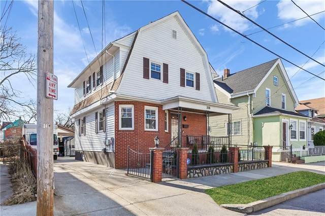 256 California Ave Avenue, Providence, RI 02905 (MLS #1247978) :: The Martone Group