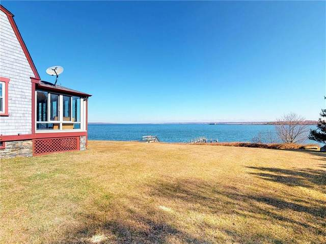 376 E Shore Road, Jamestown, RI 02835 (MLS #1247986) :: The Seyboth Team