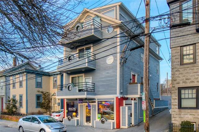 492 Thames Street #1, Newport, RI 02840 (MLS #1248109) :: Edge Realty RI