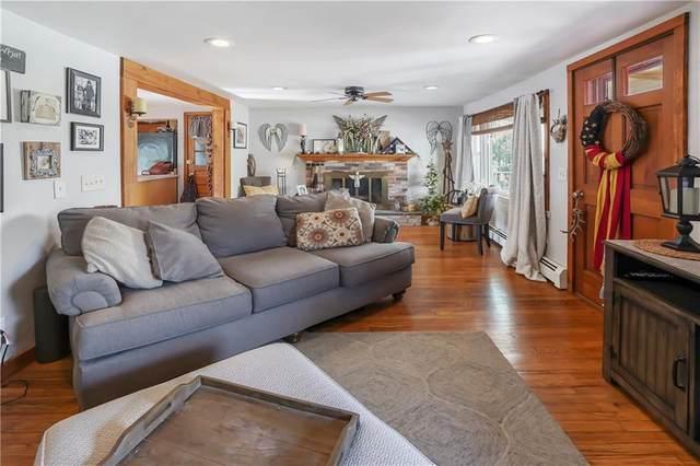 322 Rocky Hill Road, Scituate, RI 02857 (MLS #1248165) :: Spectrum Real Estate Consultants