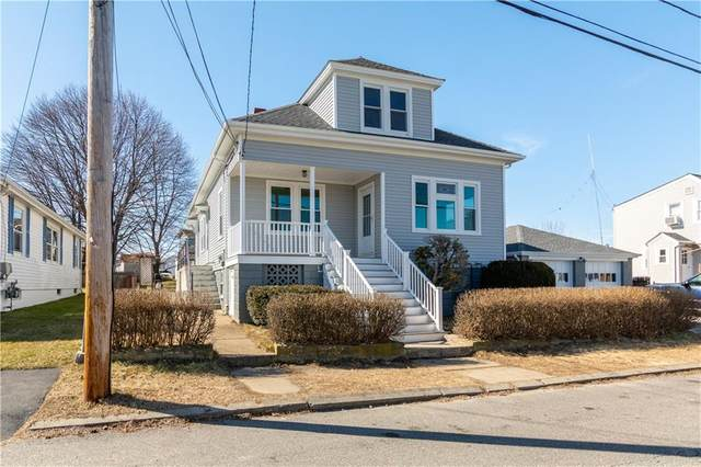 37 Irving Street, North Providence, RI 02904 (MLS #1248236) :: Edge Realty RI
