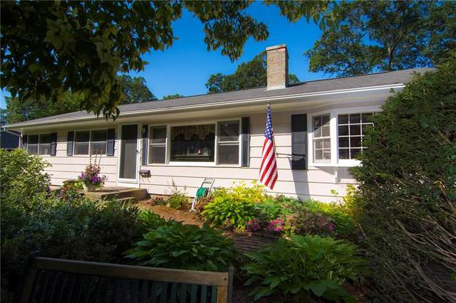 143 Pequot Trail, East Greenwich, RI 02818 (MLS #1248296) :: Onshore Realtors