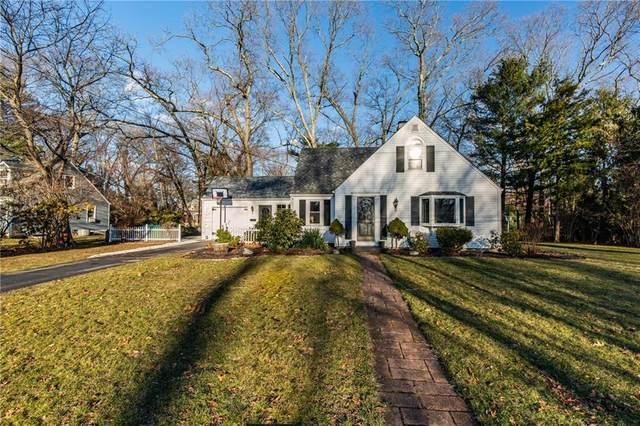 52 Wauregan Drive, Warwick, RI 02888 (MLS #1248437) :: The Mercurio Group Real Estate