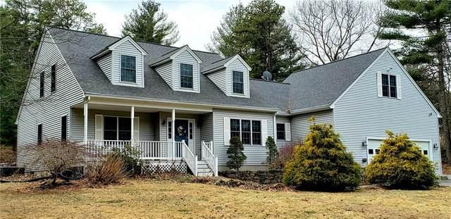 416 Mattity Road, North Smithfield, RI 02896 (MLS #1248672) :: Spectrum Real Estate Consultants