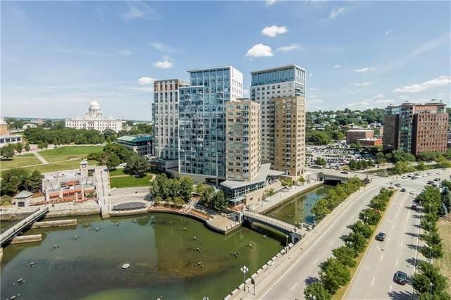 200 Exchange Street #1613, Providence, RI 02903 (MLS #1248757) :: The Mercurio Group Real Estate