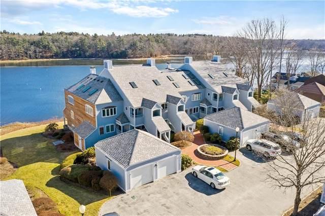 152 Crompton Avenue #18, East Greenwich, RI 02818 (MLS #1248763) :: The Mercurio Group Real Estate