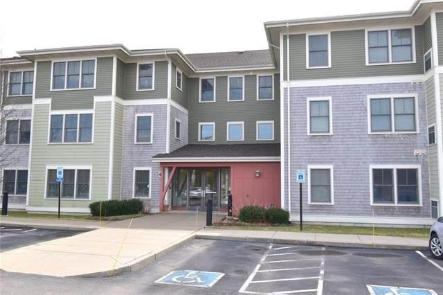 200 Clarke Road #209, Narragansett, RI 02882 (MLS #1248770) :: The Martone Group
